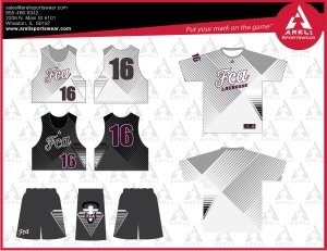 FCA Lax Chicago 2016 Spring Uniforms.